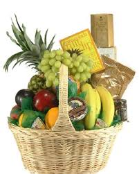 fruit and cheese baskets fruit cheese dip basket gift baskets by g h