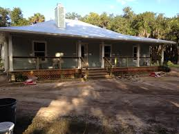 florida cracker style home update trade wind builders finished deck