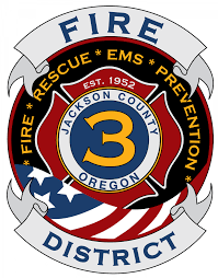 jackson county fire district 3 our vision is to reduce or