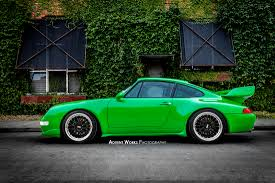 porsche dark green viper green 1996 porsche 993 rs tribute car rare cars for sale