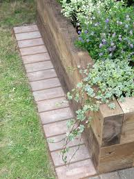 plastic garden edging ideas brick mow strips can be made from any solid material used to separate