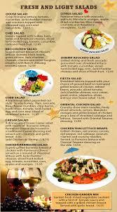 restaurants with light menus star s restaurant menu welcome to star s restaurant