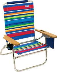 rio folding beach table beach bum beach chair by rio brands 39 95