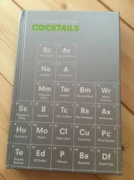 Periodic Table Of Mixology Periodic Table Of Cocktails