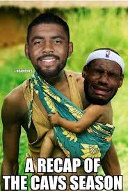Kyrie Irving Memes - kyrie irving leads the cavs to a win over the spurs with 57 http