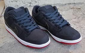 Nike Levis nike sb x levis dunk low premium blue denim the sole supplier