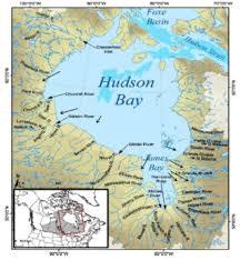Hudson River Map Henry Hudson By Annabelle S