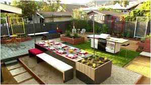 backyards chic garden design with brilliant backyard makeover