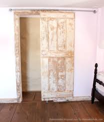 Sliding Barn Door Kits Remodelaholic Diy Sliding Barn Door Inexpensive Hardware