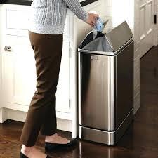 poubelle cuisine automatique poubelle de cuisine automatique poubelle avec syst me d ouverture