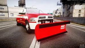 Dodge Ram 3500 Utility Truck - dodge ram 3500 2013 utility els for gta 4