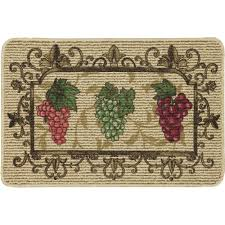 Round Burgundy Rug Kitchen Burgundy Kitchen Rugs Intended For Imposing Round Area