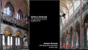 Salisbury Cathedral Floor Plan by Salisbury Cathedral Article Gothic Khan Academy