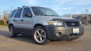 2005 supercharged ford escape