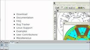 femm finite element analysis tutorial youtube