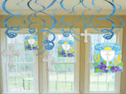 communion table centerpieces sacramental party decorations balloons
