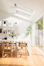 roof windows and increased natural light hege in france