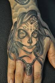 finger hand gypsy tattoo by detroit diesel tattoo