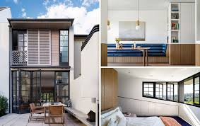 the contemporary redesign of a 1950s house in sydney contemporist