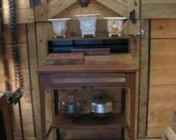 Metal Shop Desk Vintage Industrial Anderson Hickey All Metal Desk Tanker