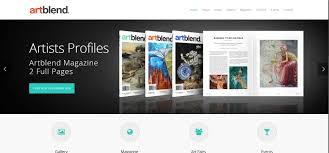 design magazine site web design portfolio orlando miami florida web design by omar perez