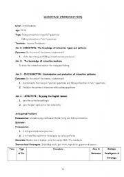 esl worksheets for adults pronunciation lesson plan