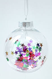 christmas baubles diy with the family christmas baubles star