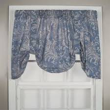 Tie Up Valance Kitchen Curtains Hampton Tie Up Valance Window Treatments Colors Of And Style
