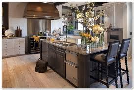kitchen islands with sink and dishwasher kitchen islands with sink dishwasher and seating sinks and