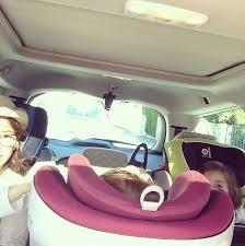 peut on mettre 3 siege auto dans une voiture comment faire rentrer trois sièges auto dans un scénic la mite