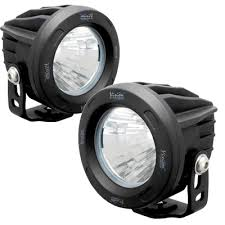 round led driving lights optimus round universal led driving light for sprinter vans