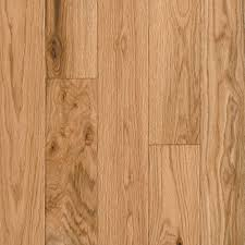 hickory 3 4 in brown solid hardwood wood flooring the