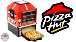lego mitsubishi eclipse this lego machine dispenses personal pan pizzas technabob