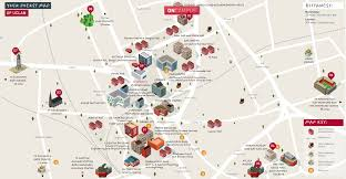 Boston University Campus Map by Life On Campus Oncampus Uclan