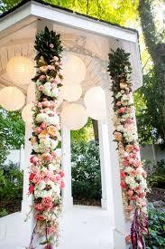wedding arch nashville gazebo wedding ceremonies garden wedding inspiration from cj s