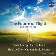 the future of flight nasa