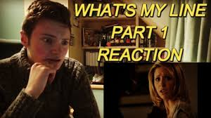 buffy the vampire slayer 2x09 what u0027s my line part 1 reaction