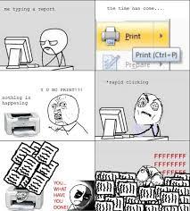 Printer Meme - why printer meme by swordcoast109 memedroid