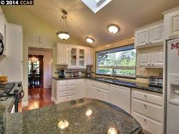 High Ceiling Kitchen by Traditional Kitchen With High Ceiling U0026 Large Ceramic Tile In