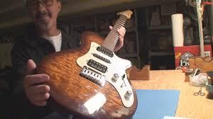 godin sd xt guitar wiring mystery youtube