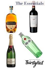 finding wedding registry essential wine spirits for your wedding registry wedding