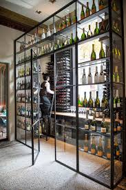 Transitional Decorating Blogs Yes Lets Organize Our Wine With This Wine Room Instead Of A Wine