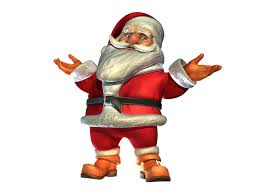 animated santa claus greetings3d santa claus realwire realresource