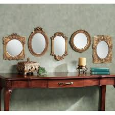 Target Wall Mirrors by Decorating Silver French Style Decorative Wall Mirrors With