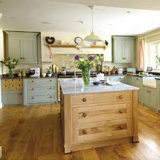 modern country cottage kitchen shabby white wooden kitchen