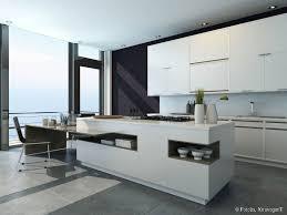 cuisine moderne blanche et fascinant cuisine inspirations avec cuisine moderne blanche et
