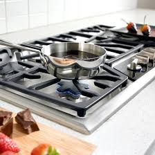 30 Inch Downdraft Gas Cooktop Kitchen The Bright Extralowar Island Bench Blend For Thermador 36