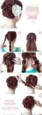 easy hairstyle for frock eid hairstyles latest girls for