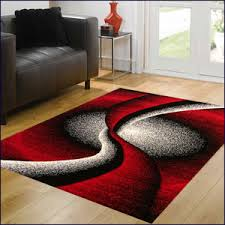 Modern Black Rug And Black Rugs Home Design Ideas And Pictures