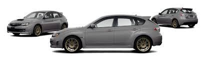 2008 Subaru Impreza Awd Wrx Sti 4dr Wagon W Silver Bbs Wheels